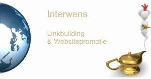 Online marketing by Interwens